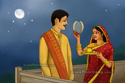 Image result for karva chauth