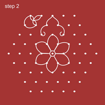 the gallery for gt rangoli designs with dots 15 8 with